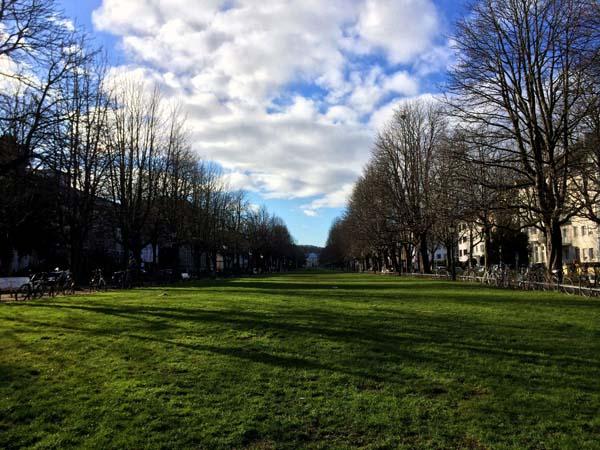 Kaiserplatzgarten Bonn